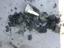 The light grey mud is presumpscot - glacial till!