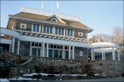 The Sea Education Campus (SEA) in Woods Hole, MA, where the retreat was located.  Photo: patricialapadula.com