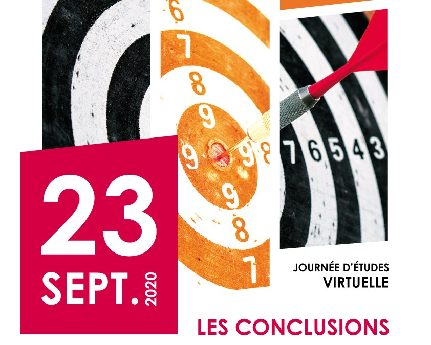 """Me Etienne Couronne dans le cadre du colloque """"Les conclusions dans le contentieux administratif"""""""