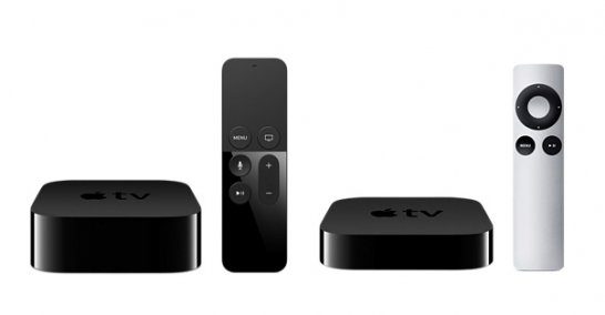 NewAppleTV&AppleTV