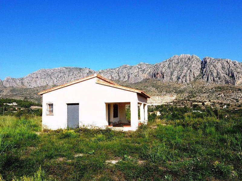 Casa rural en Ondara Costa Blanca  Inmo Gil