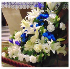 kukat-kirkossa