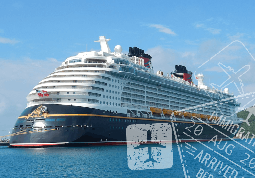 Free disney cruise on facebook