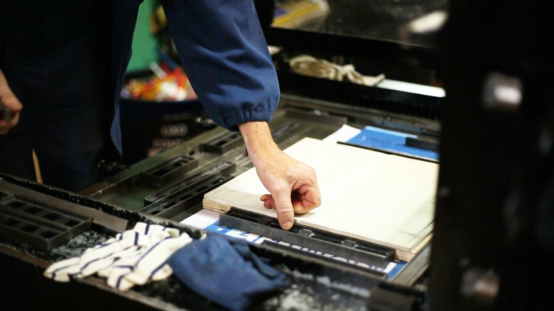 Processos de impressão - Costa Carregal