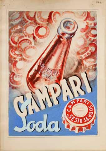 Anonim Campari Soda