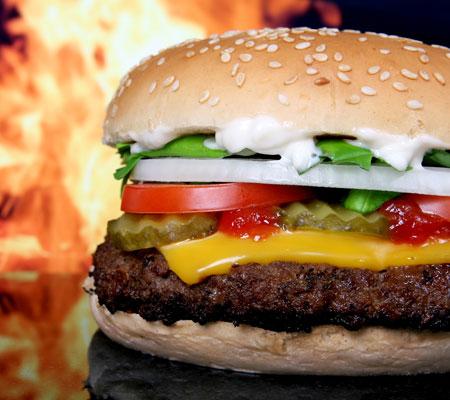 Hamburger Franța