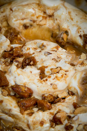 Cea mai bună înghețată din lume, Mandorla Affogato