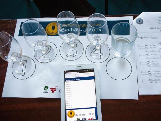 Concursul Internațional de Vinuri București 2015 IWCB 2015