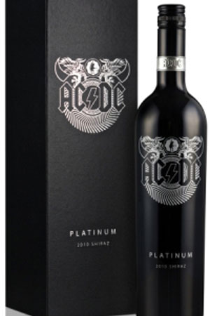 AC/DC Platinum 2010 Shiraz