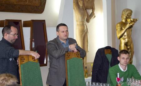 Florin Bărhălescu, Cătălin Avasâlcei, Marius Simionescu