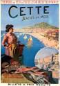 Mujeres de Mar. Pescaderas del Mediterráneo (Costa Azul, Francia).