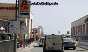 Airport Car Park Malaga