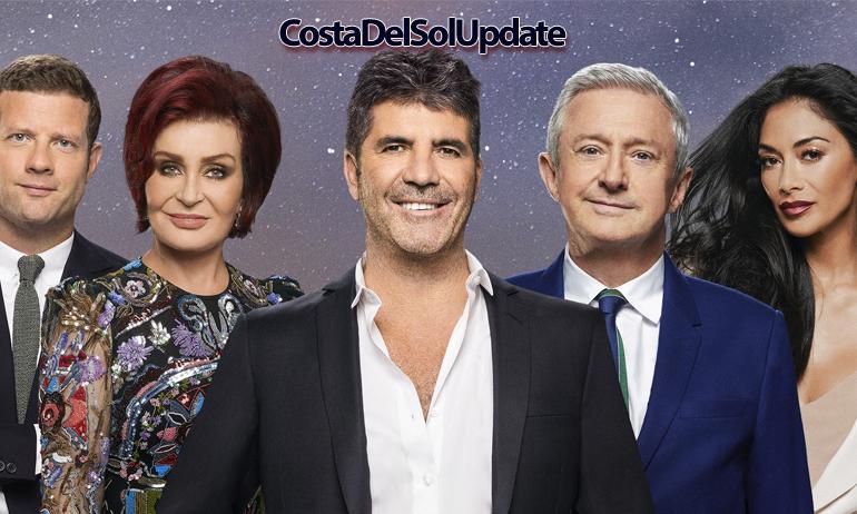 X Factor Filming In Calahonda