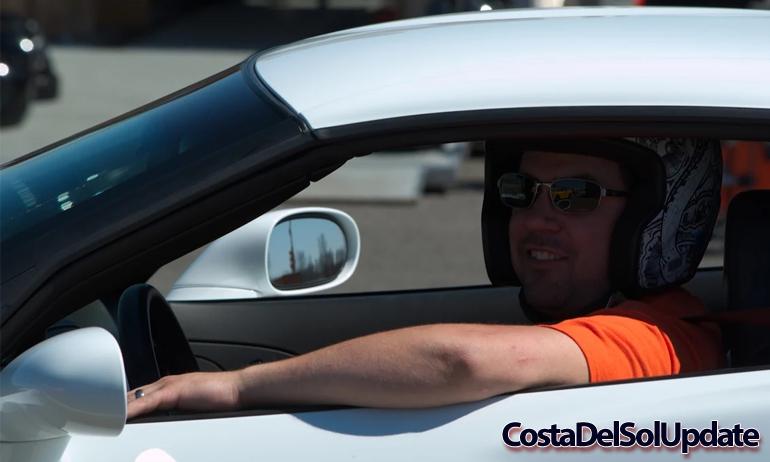 Driver Crash Helmet