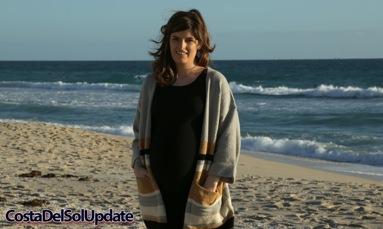 Mrs OReilly Beach Jumper