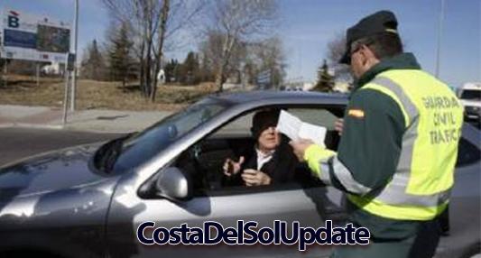 Spain Traffic Police