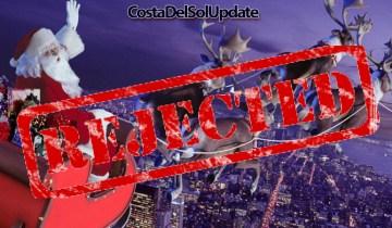 Santas Flight Plan Not Yet Approved