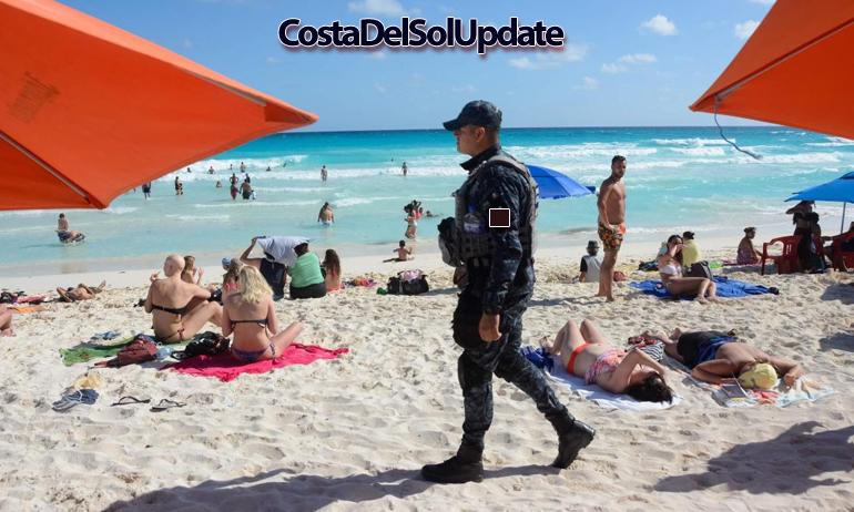 Police Beach