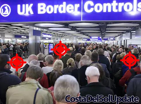 Brexitland Border Control