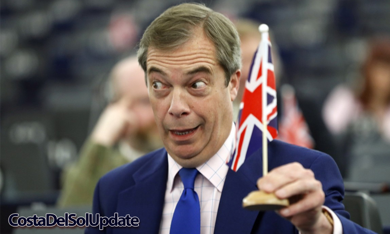 Nigel Farage Flag
