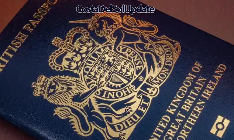 Brits Backing Bonkers Edible Passports