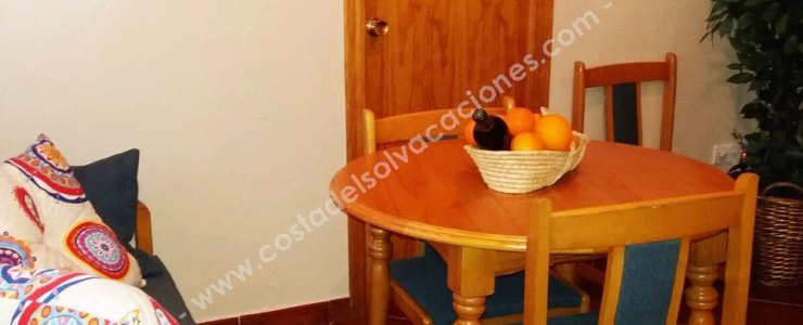 Holiday letting in Caminito del Rey