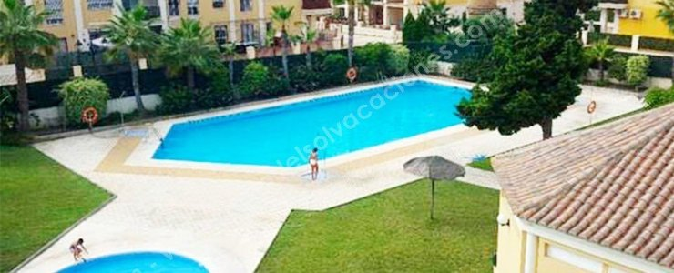Apartment in Torre del Mar very close to the beach