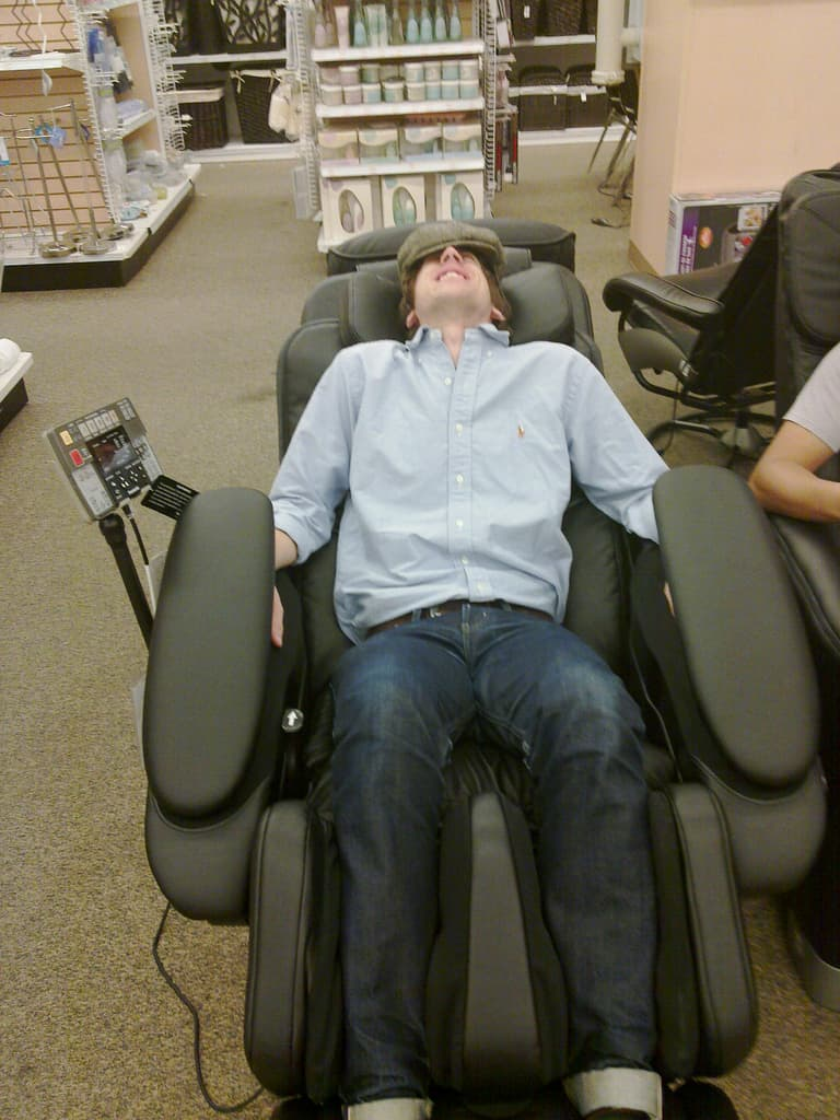 How Much Does Massage Chair Cost In 2019  Cost Aide