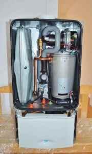 Heating gas