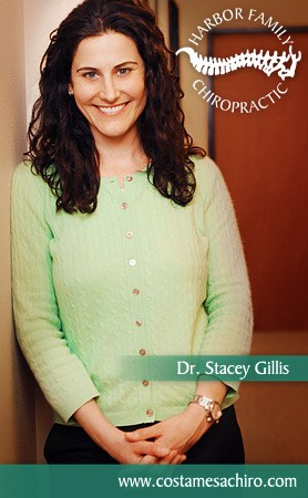 Dr. Stacey Gillis Chiropractor