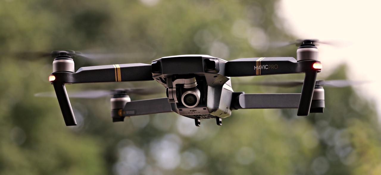 Vistorias e inspeções com uso de Drones