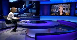 BBC News Night 13 dicembre 2013