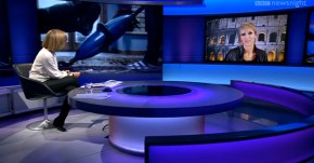 BBC News Night 13 dicembre 2013