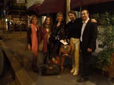 Danicor,Raffaella Frullone, Costanza , Andreas Hofer e Salvatore Di Fazio
