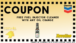 """<span class=""""light"""">Free</span> Fuel Injector Cleaner"""