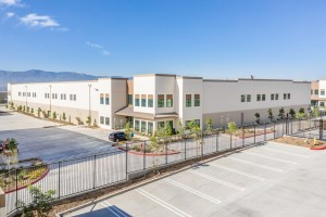 Building 3 was constructed in 2019 on 4.8 acres in the Corona/Eastvale industrial market of Riverside County, in Southern California's Inland Empire. (CoStar)