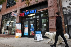 Pet supply stores such as PetSmart in some cases are also home to Banfield Pet Hospitals. But now animal hospitals across the nation are also leasing vacant retail space for their facilities, both in shopping centers and stand-alone buildings. (Getty Images)