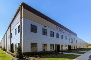 W.P. Carey bought this newly built distribution center in Knoxville, Tennessee, last July. (CoStar)