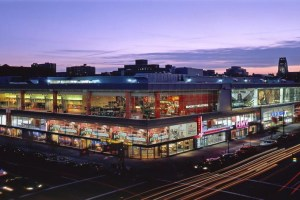 The AMC Magic Johnson multiplex in Harlem is among the New York City movie theaters that can open next week, at 25% capacity. (CoStar)