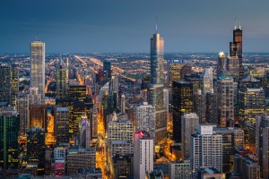 Chicago had the most new and expanded facilities among the country's largest cities last year. (Getty Images)