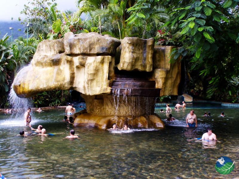 Baldi Hot Springs Swimming Area
