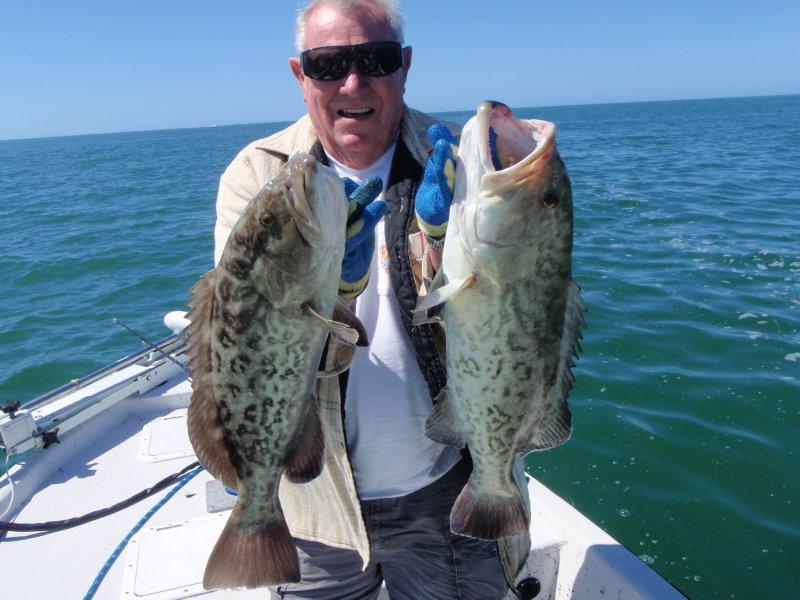 Pesca en el Lago Arenal