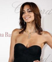 Valerie Dominguez, Miss Colombie arrives at the party for the film 'Vicky Cristina Barcelona' at the 314 Beach during the 61st International Cannes Film Festival on May 17 , 2008 in Cannes, France.