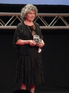 Premio Magón de la Cultura: Yadira Calvo