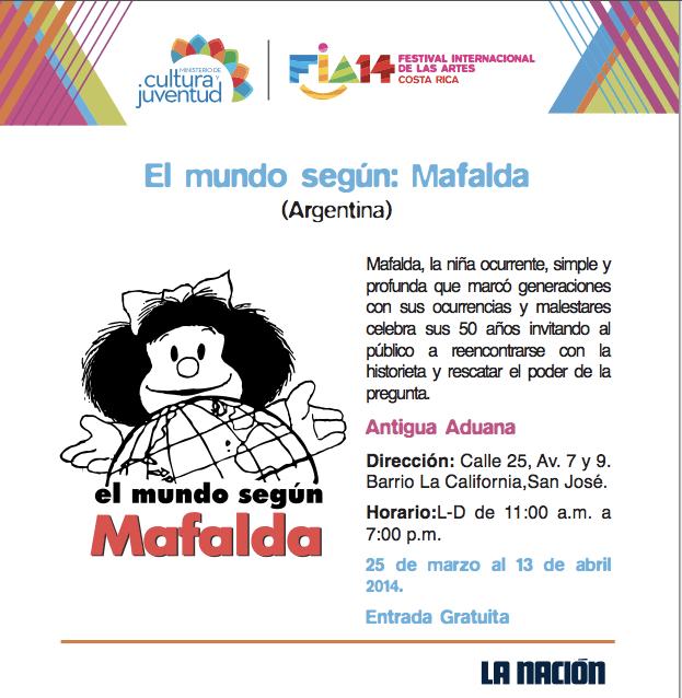 mafalda fia 2014