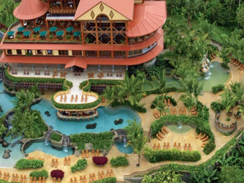 The Springs Resort  Spa at Arenal  Costaricanhotels