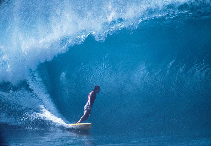 Surfing Jaco Costa Rica