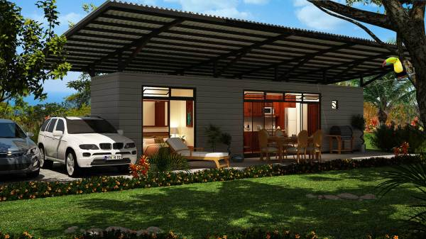 Costa Rica Container Homes for Sale