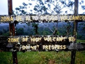 El Silencio Trail - Volcano Viewpoint