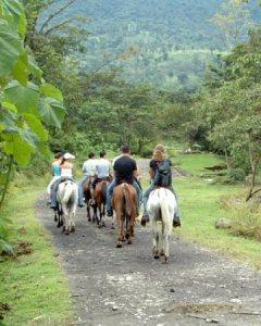 Horseback Riding to the La Fortuna Waterfall - Arenal Mundo Aventura